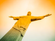 Cristo Redentor 库存照片