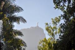 Cristo Redentor (Christ the Redeemer), Rio de Janeiro (Brazil) Stock Photo