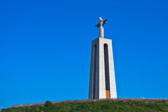 Cristo Rei в Лиссабон, Португалии Стоковое Фото