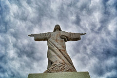 Cristo Rei Fotos de Stock