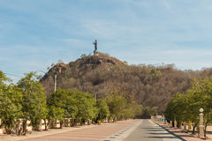 Cristo rei timor leste Stock Photography
