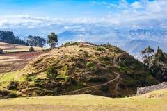 Cristo Rey, Cusco Stock Photography