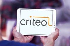 Criteo reciblant le logo de société Photos libres de droits