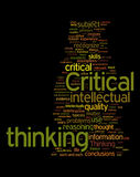 Critical Thinking Stock Photography