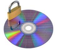 Crittografia di dati immagini stock