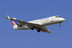 CRJ100LR Royalty Free Stock Image