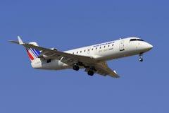 CRJ100LR lizenzfreies stockbild
