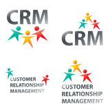 CRM Photographie stock