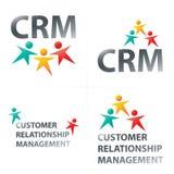 CRM vector illustratie