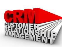 CRM royalty free illustration