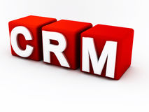 CRM stock illustratie