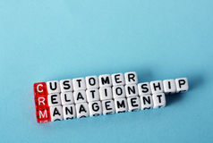 CRM Consumer Relationship Management Stock Photos