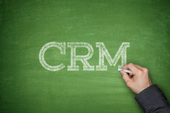 CRM - Customer Relationship Management Stock Images