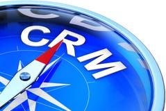 CRM kompas ilustracji