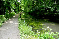 Crmford Canal. Stock Photography