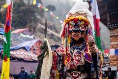 Cérémonie bouddhiste traditionnelle Photographie stock