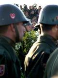Cérémonie funèbre de Rauf Denktas Images libres de droits