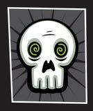 Cráneo Fotografía de archivo