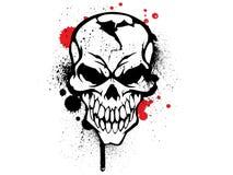 Crânio Imagem de Stock