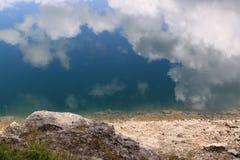 Crno Jezero (lago preto), parque nacional de Durmitor, Montenegro 07 fotografia de stock royalty free