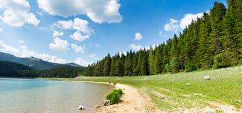 Crno Jezero, Montenegro Royalty Free Stock Image