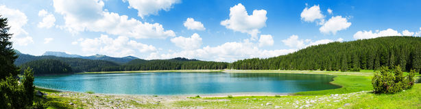 Crno Jezero, Montenegro Royalty Free Stock Photo