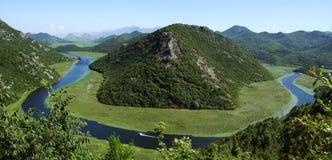 crnojevica rijeka Стоковое фото RF