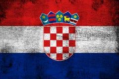 Croácia ilustração royalty free