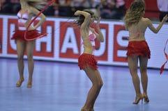 Croácia 2016 do Polônia do EURO do EHF Fotografia de Stock Royalty Free