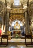 Croácia rachada - em junho de 2018 Catedral de Saint Domnius editorial fotografia de stock royalty free