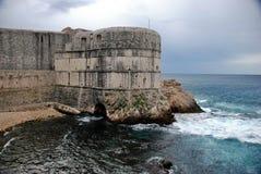 Croácia velha da fortaleza Fotografia de Stock
