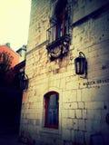 Croácia, Zadar Imagem de Stock Royalty Free