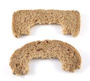 Croûte de pain Photo stock