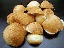 Croûtes de pain Image libre de droits