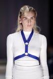 Cro furtianu pokaz mody: Mario Vijackic, Zagreb, Chorwacja Obraz Royalty Free