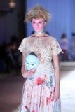 Cro a Porter Fashion Show : Boudoir, Zagreb, Croatia Stock Photos