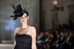 Cro a Porter Fashion Show : Etna Maar, Zagreb, Croatia Stock Photography