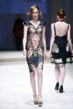 Cro a Porter Fashion Show : Jelena Holec, Zagreb, Croatia Stock Photo