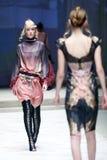 Cro a Porter Fashion Show : Jelena Holec, Zagreb, Croatia Stock Photography