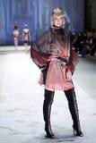 Cro a Porter Fashion Show : Jelena Holec, Zagreb, Croatia Royalty Free Stock Images