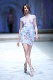 Cro a Porter Fashion Show : Jelena Holec, Zagreb, Croatia Stock Photos