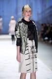 Cro a Porter Fashion Show : Jelena Holec, Zagreb, Croatia Royalty Free Stock Photos