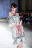 Cro a Porter Fashion Show : Jelena Holec, Zagreb, Croatia Stock Image