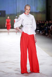 Cro a Porter Fashion Show : TWINS by Begovic i Stimac, Zagreb, C Stock Photo
