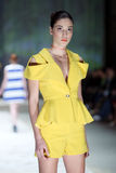 Cro a Porter Fashion Show : TWINS by Begovic i Stimac, Zagreb, C Stock Image