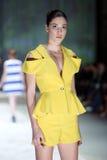Cro a Porter Fashion Show : TWINS by Begovic i Stimac, Zagreb, C Stock Image
