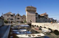 Croacia, Dalmacia, fotos de archivo