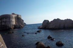 Croacia Dubrovnik zdjęcia royalty free