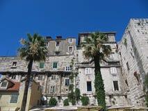 Croacia, fractura, ciudad, Europa, día de fiesta Imagen de archivo libre de regalías