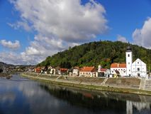 Croacia, Hrvatska Kostajnica, 5 Fotografía de archivo